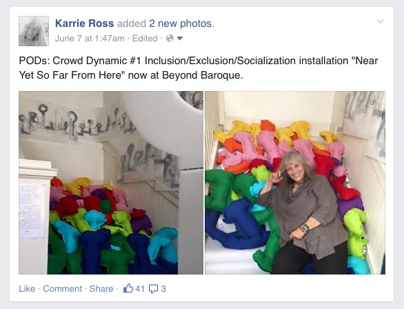 Crowd Dynamic - Inclusion Exclusion