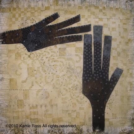 Spiral Series: Hands: