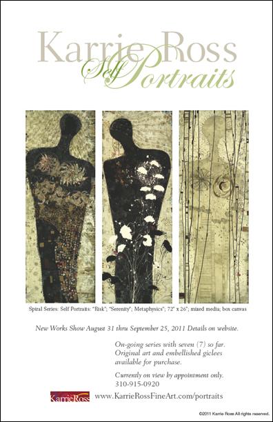 FABRIK: Karrie Ross Portraits; new work 2011; great for interior designers etc.