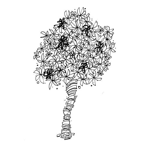 My Trees Talking #15; 11