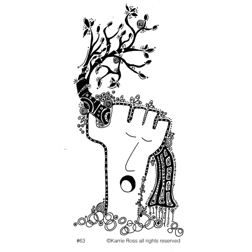 My Trees Talking #63; 11