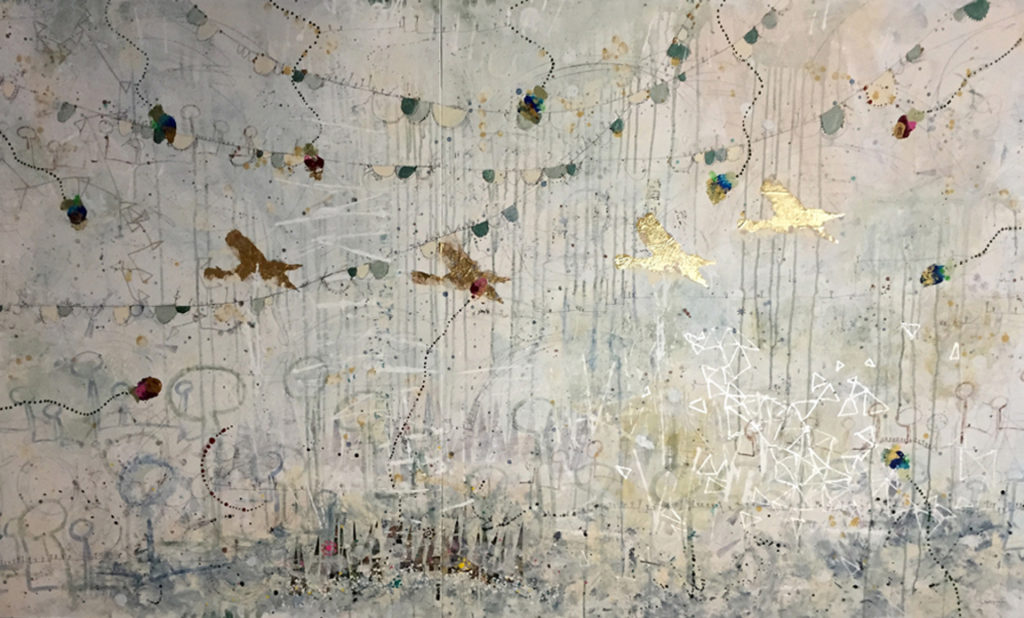 1-karrie-ross-birds-as-the-birds-fly-wandering-48x84