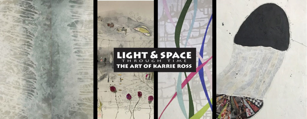 Light and Space Through Time